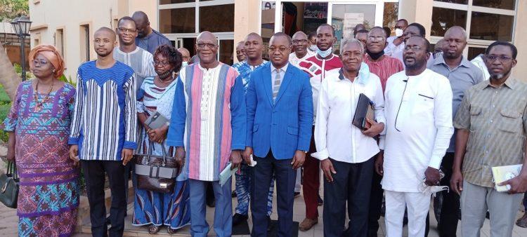 Agence nationale de promotion de l'expertise nationaleau Burkina : Les organes installés
