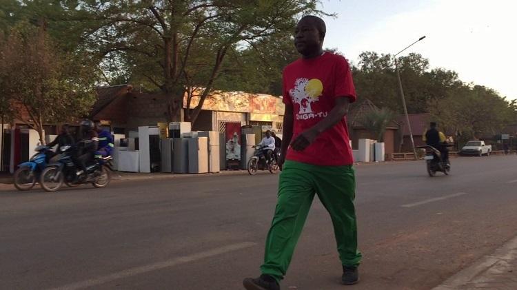 Marche en faveur des personnes dialysées: Une première étape franchie pour Constant Bazié