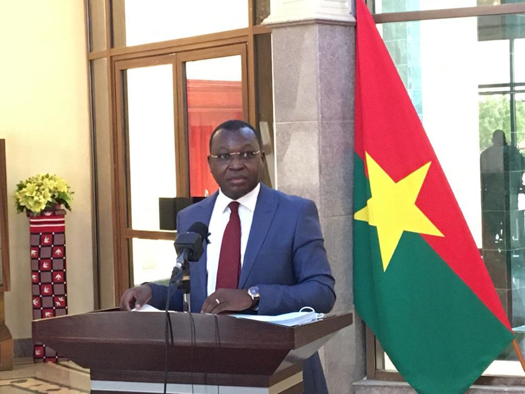 Finances : Bientôt la Banque postale Burkina Faso (BPBF) verra jour