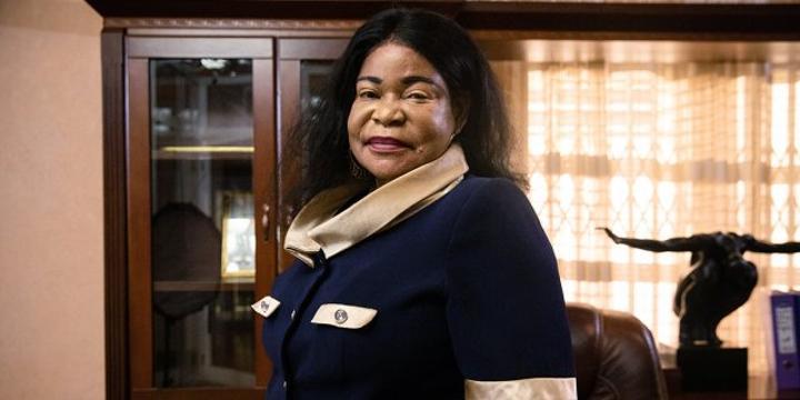 Burkina : qui est Sanata Yaméogo, nouvelle reine de l'immobilier au Faso ?