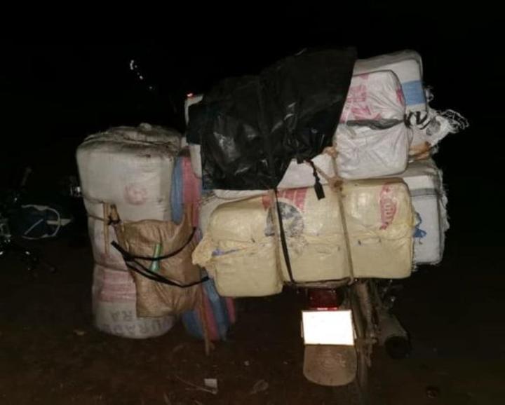 Lutte contre les trafics de stupéfiants : La Douane de Bobo-Dioulasso saisit 900 Kg de cannabis