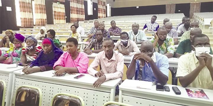 Syndicat national des travailleurs de l'éducation de base : les membres de la sous-section de Bobo III se familiarisent avec la CARFO