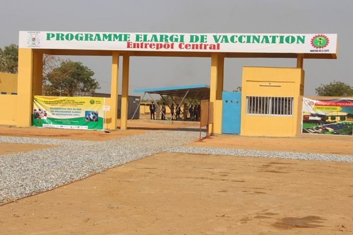 Burkina Faso : Le Programme élargi de vaccination célèbre 40 ans d'existence