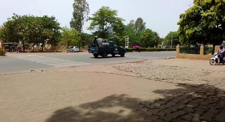 Ouagadougou : Affrontements entre élèves et la police nationale