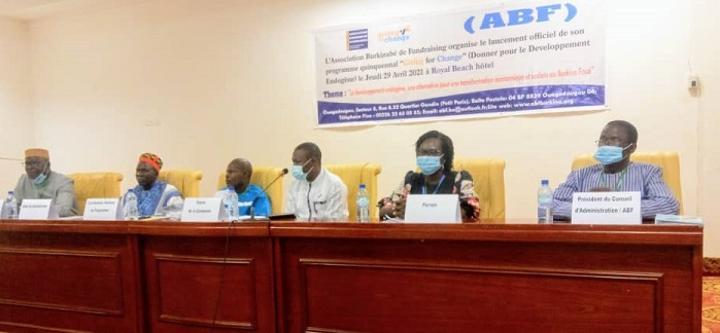 Programme « Giving for change » : Plus d'un milliard de F CFA pour booster les femmes du Burkina