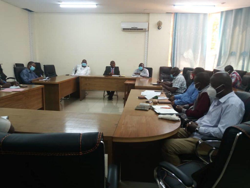 Burkina Faso: Le ministre de l'éducation échange avec les faitières de l'enseignement privé