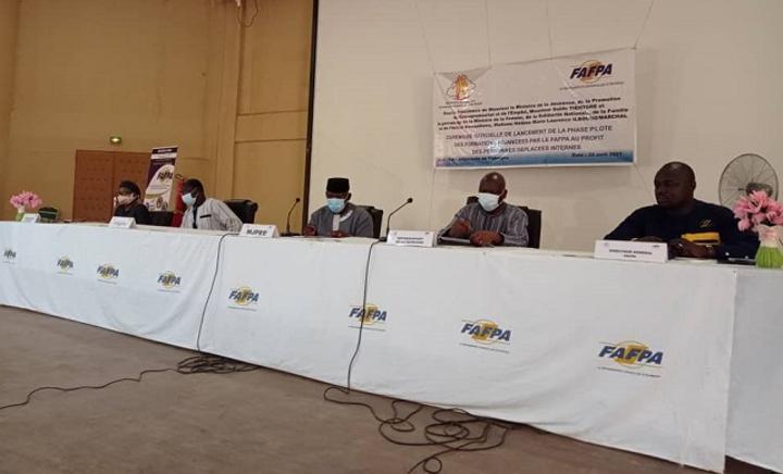 Entrepreneuriat au Burkina : Bientôt, 18 562 personnes déplacées internes bénéficieront de formations professionnelles