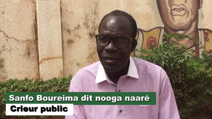 Crieur public : « Un métier qui nourrit son homme », foi de Nooga Naaré