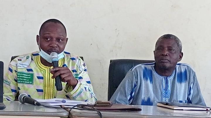 Province du Ganzourgou : Les élus locaux à l'école de la redevabilité