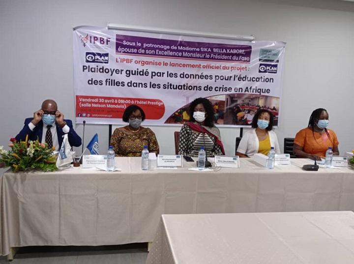 Éducation : Un projet pour l'éducation de la jeune fille dans les situations de crise en Afrique