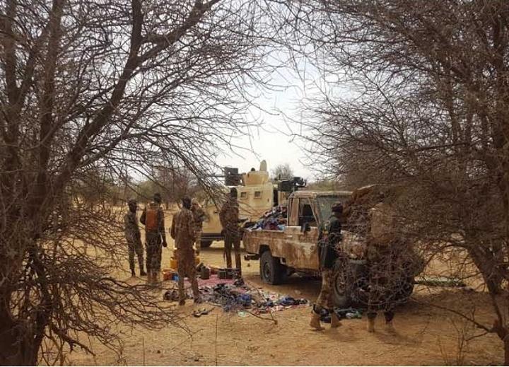 Opération Barkhane : Plusieurs terroristes neutralisés dans le Gourma
