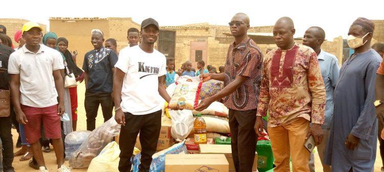 Burkina Faso: Les natifs du mois d'avril célèbrent leur anniversaire par des dons aux orphelins et aux déplacés