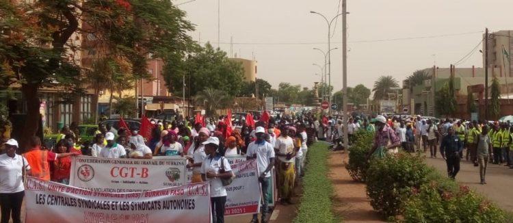 Fête du travail : L'UAS remet en cause la gestion du dialogue social par le gouvernement