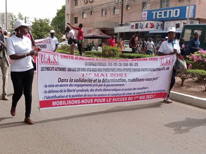 Burkina Faso : « Les statistiques de la BCEAO indiquent que l'inflation est la plus élevée des pays de l'UEMOA », alerte Ernest Ouédraogo de l'UAS