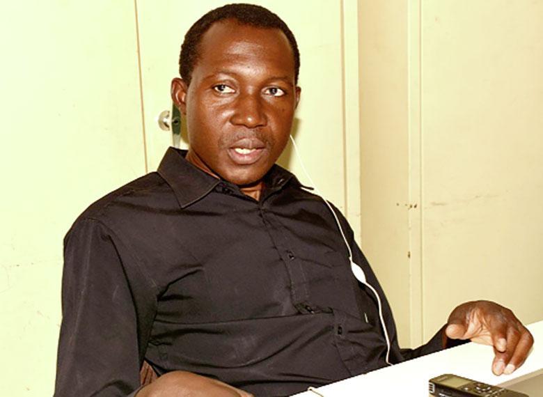 Guezouma Sanogo, président de l'Association des journalistes du Burkina : « La liberté de la presse est un bon indicateur pour les investisseurs »