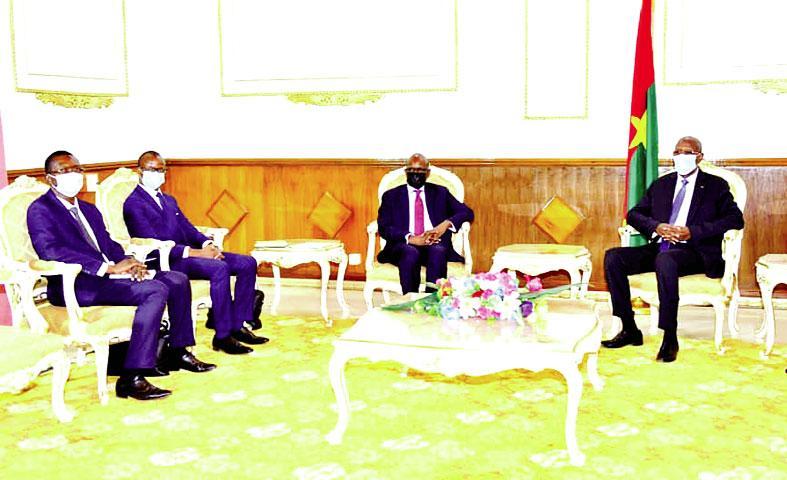 Société financière internationale : Pour un renforcement du partenariat avec le Burkina
