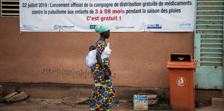 Paludisme: les promesses d'un candidat vaccin testé au Burkina Faso