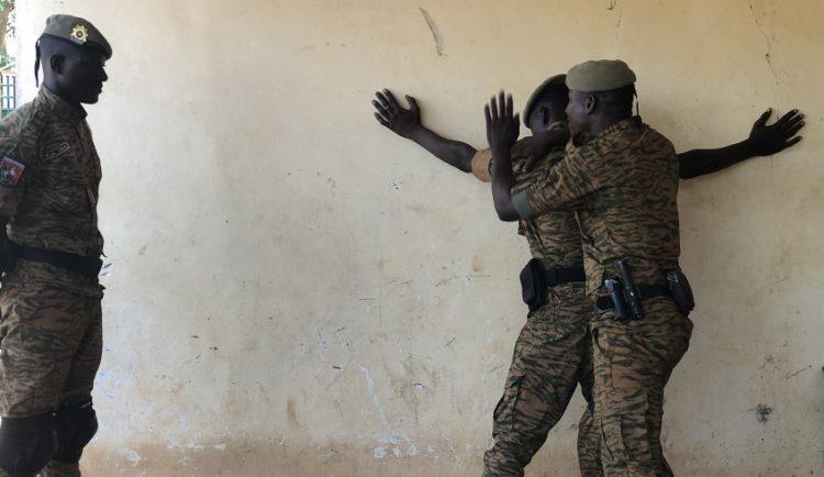Burkina Faso: Stage « brigade» pour les Elèves Sous-Officiers de la Gendarmerie Nationale