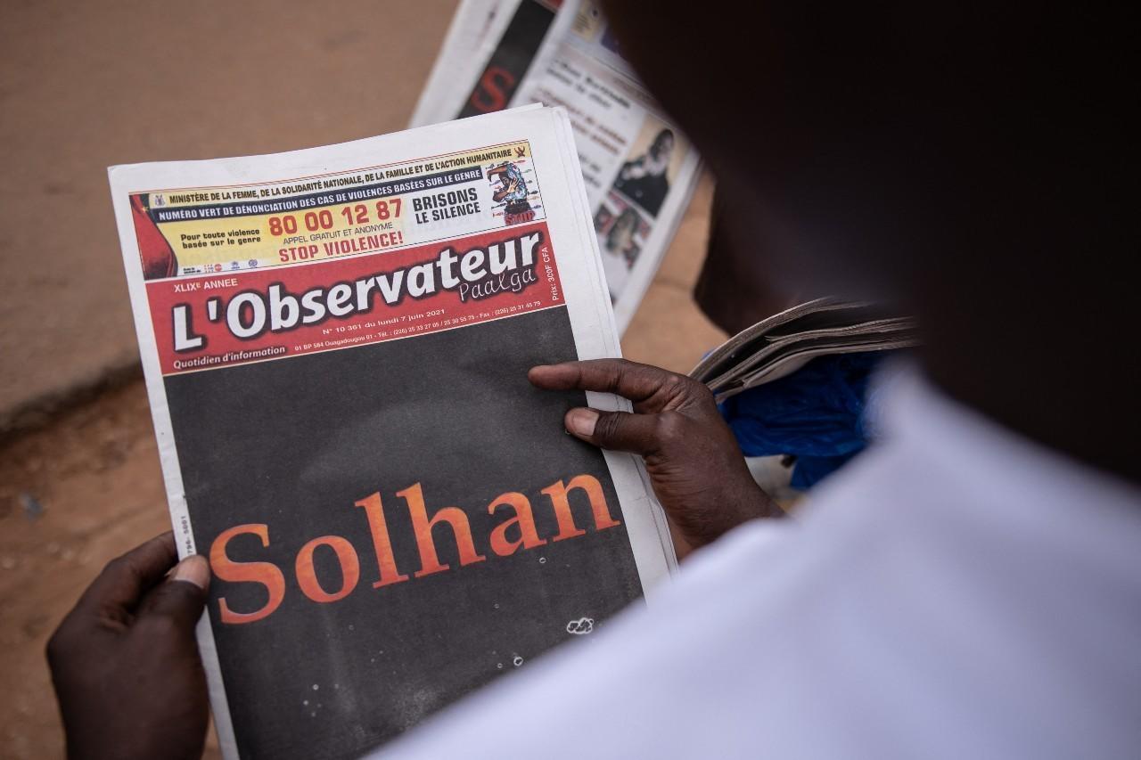 Burkina Faso : la tragédie de Solhan