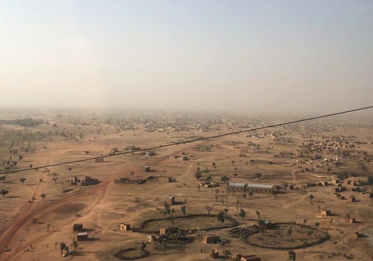 Burkina Faso : des milliers de déplacés après l'attaque sanglante contre Solhan