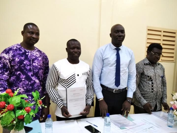 Management des projets : Alain Savadogo préconise la capitalisation des expériences des projets et programmes de développement au Burkina