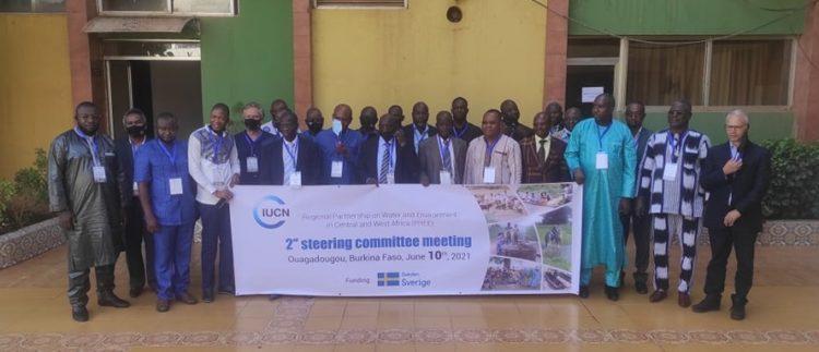 L'avenir de l'eau et de l'environnement en Afrique centrale et occidentale discuté à Ouagadougou