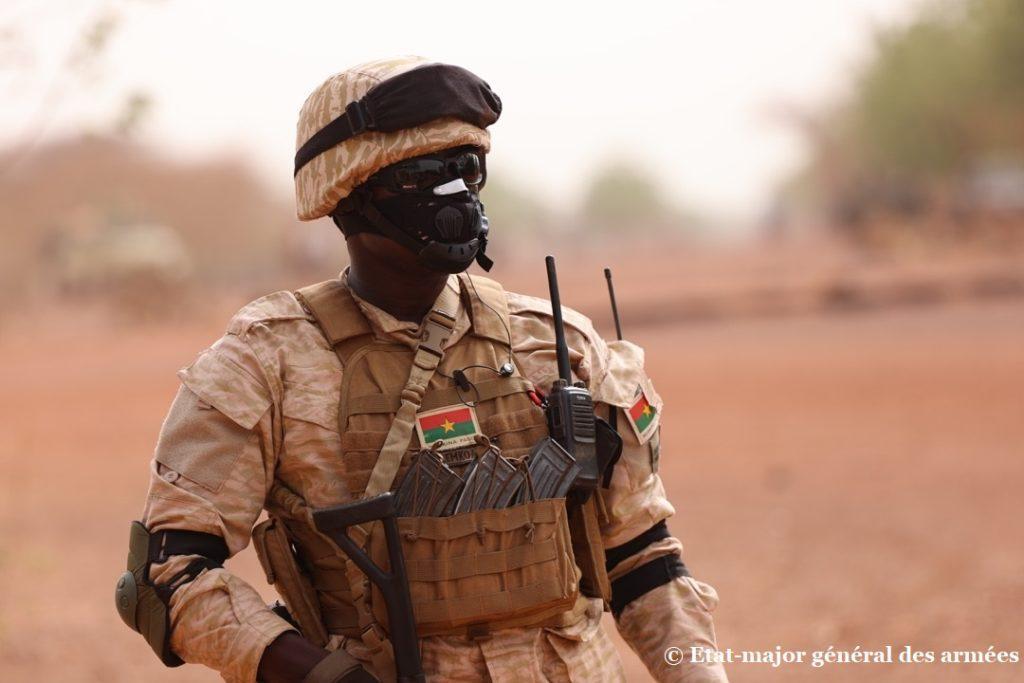 Sécurité au BurkinaFaso : Les Forces Spéciales formalisées