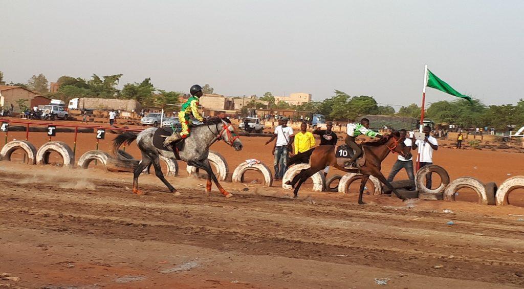 Sports équestres : Une compétition internationale à Pabré