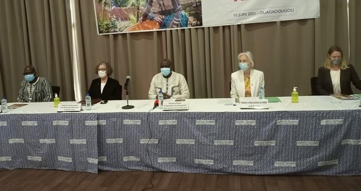 Résilience des populations burkinabè : Les Etats-Unis apportent 100 milliards de francs CFA