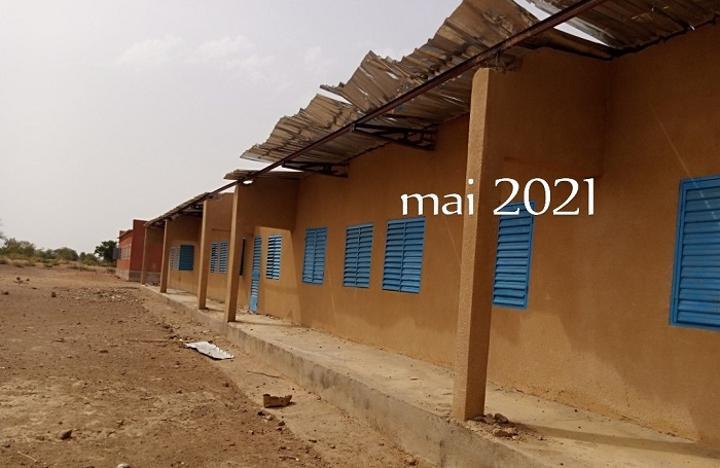 Commune de Nanoro (Centre-Ouest) : Il faut sauver le collège de Soala en dégradation