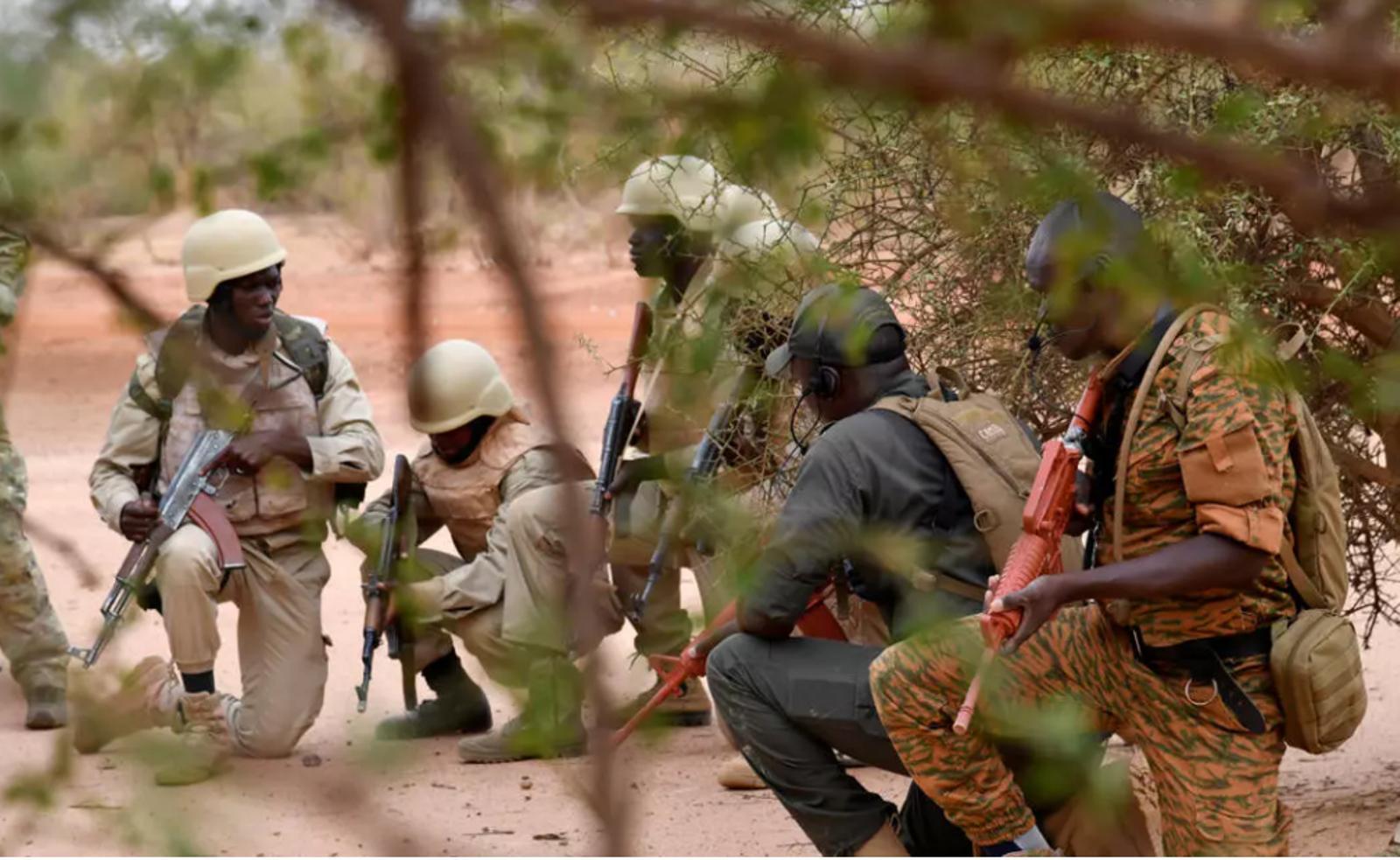 Burkina/Sahel: Une dizaine de «terroristes» abattus à Arbinda (sécurité)