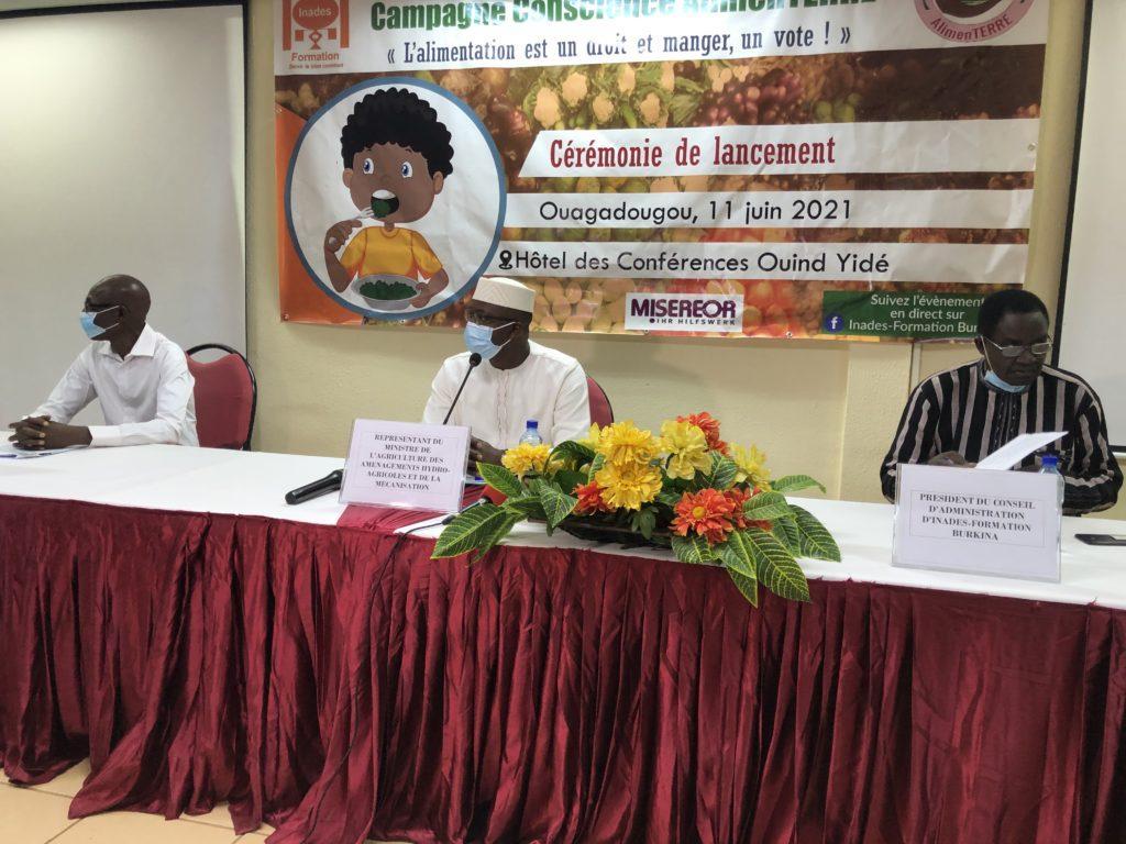 Burkina Faso: Inades-Formation veut diminuer les pesticides et intrants chimiques dans les productions