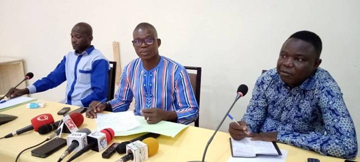 Insécurité au Burkina Faso : Le Mouvement pour la résistance populaire menace de monter au front