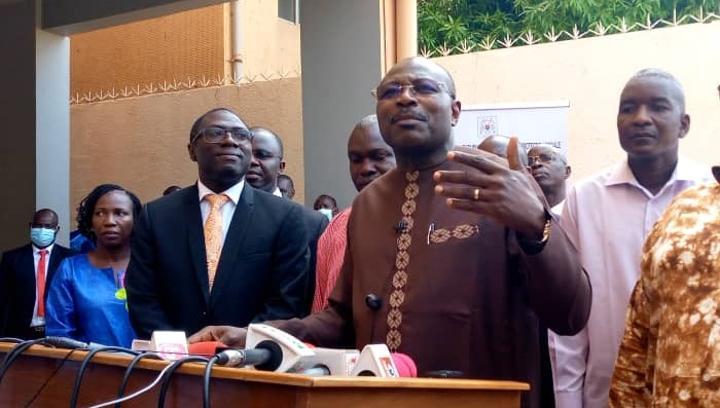 Burkina Faso: Eddie Komboïgo s'imprègne des difficultés de l'administration publique