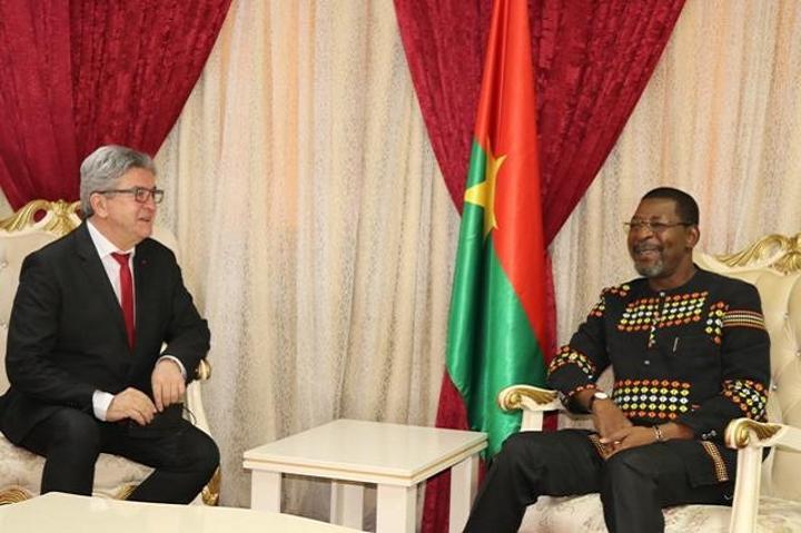 Burkina Faso : « Qui paye les auteurs des actes terroristes ? », s'interroge Jean Luc Mélenchon