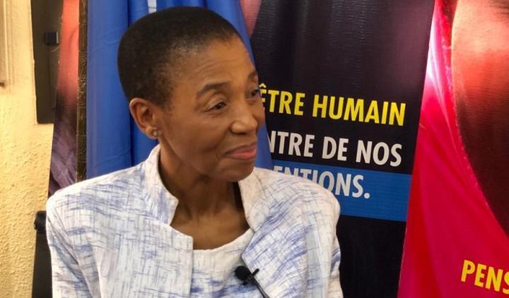 Réponse humanitaire au Burkina : « Le pays a les ressources pour construire l'avenir », se convainc Metsi Makhetha