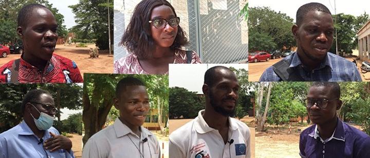 Covid-19 au Burkina : « Les gens se méfient du vaccin parce qu'ils ne sont pas bien informés »