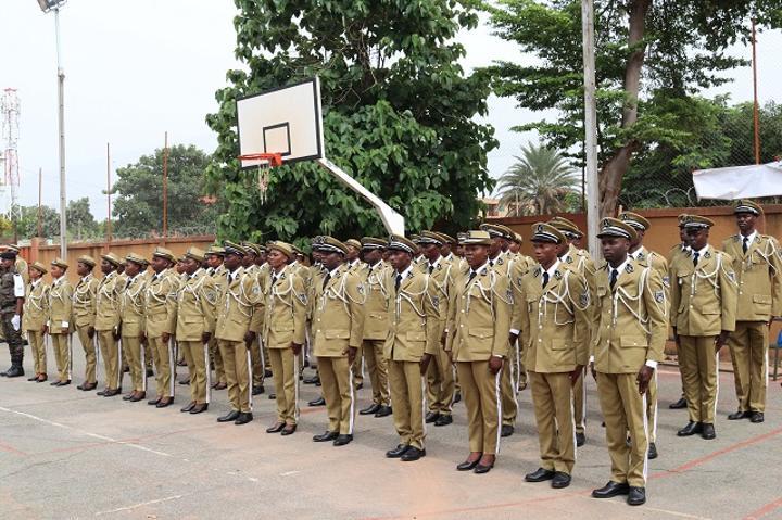 École nationale des Douanes de Ouagadougou : La promotion « Résistance », prête pour servir