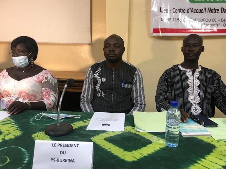 PS-Burkina : Un congrès extraordinaire pour imprimer une nouvelle dynamique au parti