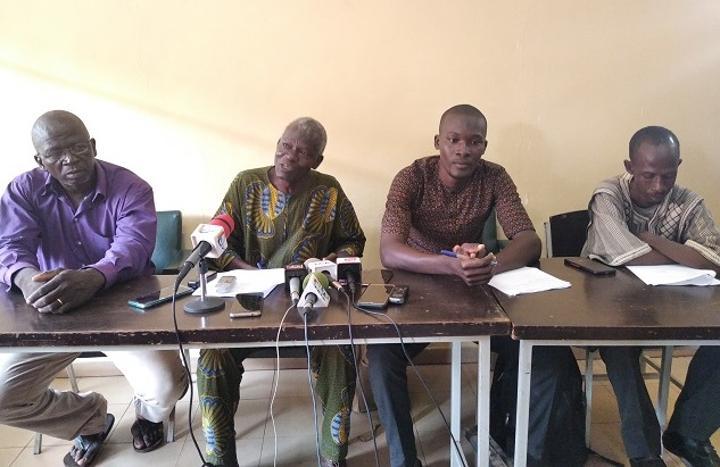 Burkina : « Le président du Faso n'est pas à la hauteur », Dr Toro Drabo président du PDP/PS