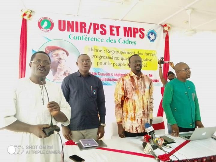 Burkina/Politique : Les Forces progressistes en conclave pour établir un programme de société sankariste