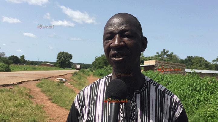 Drame de Banlo : « La population regrette réellement l'acte commis », Momo Koko, maire de Bouroum-Bouroum