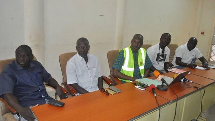 Effondrements d'immeubles en construction au Burkina : Le collectif des syndicats des BTP sort de son silence et condamne