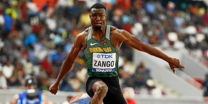 Finale de la Diamond League : Hugues Fabrice Zango deuxième avec 17,20m