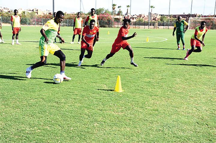 Tour préliminaire Coupe CAF : l'ASFA-Y joue la gagne ce dimanche face à San Pedro