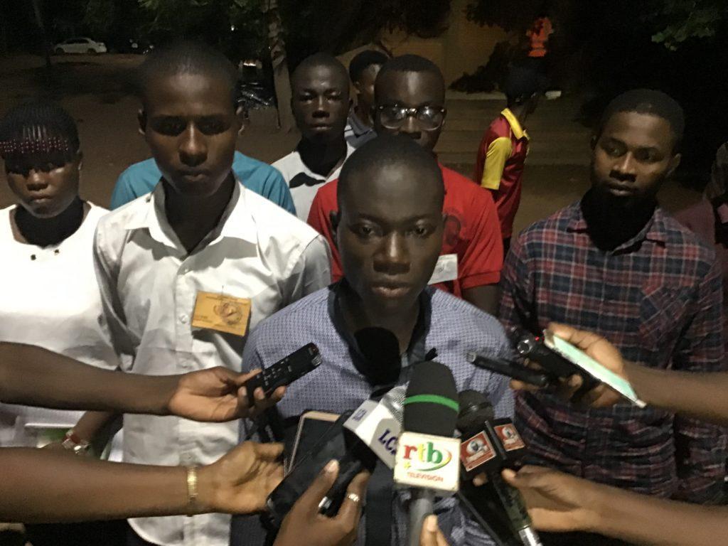 Burkina Faso : L'UGEB toujours engagée contre la fermeture du lycée Zinda