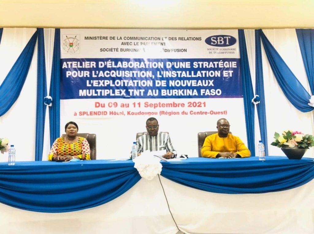 UEMOA : « Seul le Burkina a terminé son processus de migration vers la TNT »