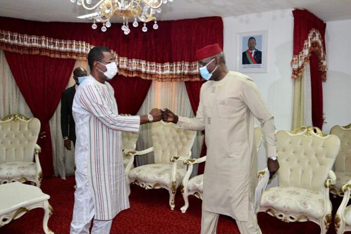 Coopération nigéro-burkinabè : « Nous sommes le même peuple, sur le même espace », rappelle le IVe vice-président de l'Assemblée nationale du Niger, Ibrahim Yacoubou