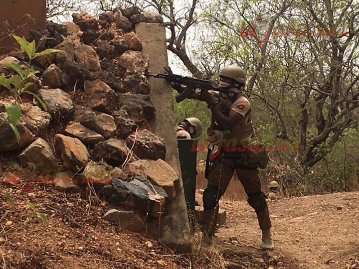 Burkina Faso : Les Forces armées nationales mènent des opérations de ratissage dans la Comoé