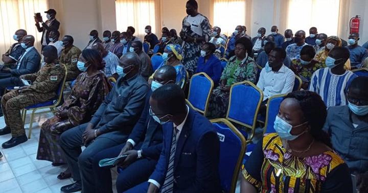 Commission nationale pour la Francophonie : Les textes du Secrétariat permanent en relecture à Banfora